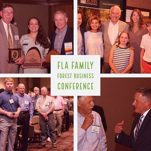 2018 Family Forest Business Conference Draws More Than 325 Stakeholders